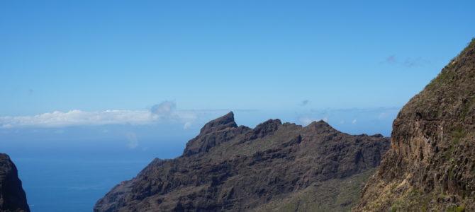 Nazomeren op Tenerife